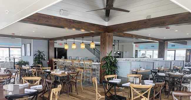 Oceanic Restaurant - Wringhtsville BeachNorth Carolina