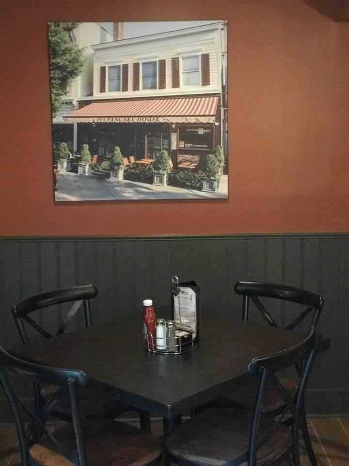 PJ's Pancake House - PrincetonNew Jersey