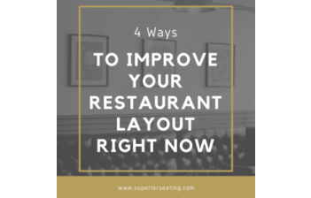 4 Ways to Improve Your Restaurant Layout Right Now