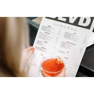 Designing An Effective Restaurant Menu