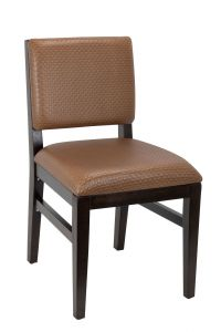 Fully Upholstered Atlas Side Chair (Front)