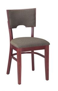 Upholstered Index Side Chair