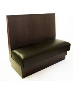 Deluxe Solid Wood Booth