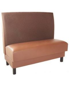 Standard Style Booth with Wood Legs