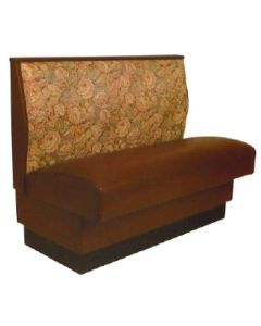 Classically Designed Booth