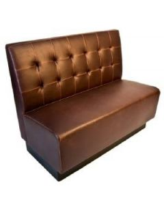 Tufted Back Booth