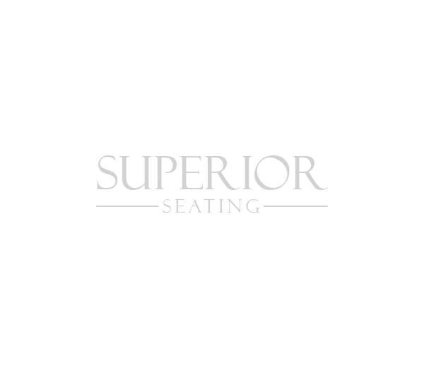 Brushed Pewter Teaks & Aluminum Frame Table & Bench