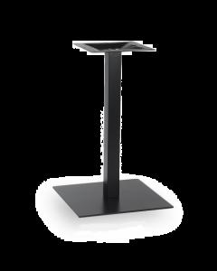Black Metal Square Table Base