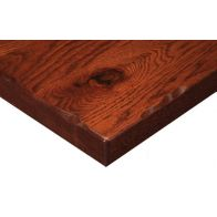 Solid Oak Rustic Plank Table Top