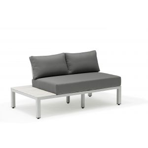 Miami Modular Outdoor Lounge Set - Double with Side Table