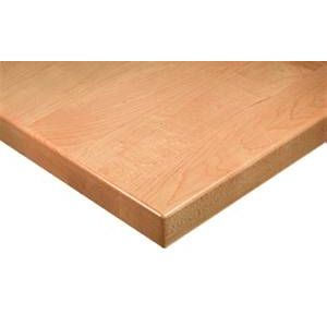 Solid Maple Plank Table Top