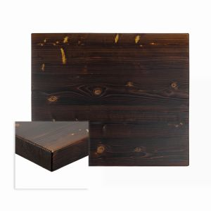 "Solid Wood Russian Pine Rectangular Dining Table Top (24"" x 30"")"